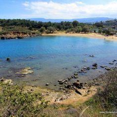 Island Of Crete Beaches: Agii Apostoloi - This Way To Paradise-Beaches, Islands, And Travel Crete Beaches, Wild Flowers, Islands, Paradise, Journey, River, Pictures, Outdoor, Photos
