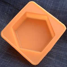 Chawoorim Silicone Molds for Soap Making Candle Making (4cavity Plain Basic Hexagon) -- Continue to the product at the image link.