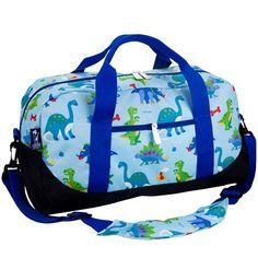 Olive Kids Dinosaur Land Overnighter Duffel Bag - 25408