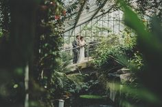 A Botanical Inspired Humanist Wedding at Kew Gardens