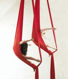 Du Sol Productions - Aerial Silks