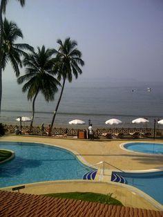 Paraíso Hotel, Goa India.