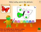 Early Years Learning Activities for Preschool/Infant/Kindergarten. Learning Websites, Learning Goals, Early Learning, Preschool Games, Kindergarten Activities, Learning Activities, Color Activities, Fun Learning, Early Years Maths