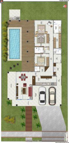 Casa 2 Quartos - 207.93m²