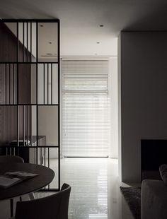 JS | JS DESIGNER'S OFFICE on Behance Divider Design, Door Design, House Design, Partition Screen, Partition Design, Room Deviders, Interior Walls, Interior Design, Screen Design