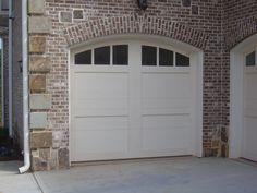 Callaway Custom Arch Gl Carriage Door Garage Http Www Builderspecialties