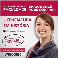 Graduação em Ortigueira - Unisociesc. Matrículas abertas até dia 02 de fevereiro, para os cursos de graduação em Ortigueira.
