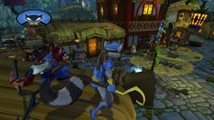 Image result for sly cooper in game
