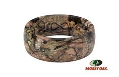 12ee2090c22 Mossy Oak Camo Silicone Rings - Breakup Country