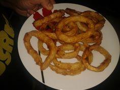 Kalamar Tava - Fried Squid Rings