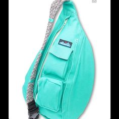 NOT FOR SALE!!  ISO KAVU ROPE - Atlantis!! Kavu Rope Bag ~ color, Atlantis! Kavu Bags Backpacks