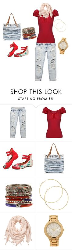 """Let's go Shopping"" by ali300re on Polyvore featuring Wet Seal, New Look, Amrita Singh and Forever 21"