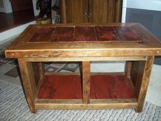 Items similar to Entry way Mud Room Bench with space for storage bins or cubbies on Etsy Bench With Storage, Wood, Furniture, Wood Furniture, Entry Bench, Barnwood Furniture, Crates, Reclaimed Barn Wood, Entryway Tables
