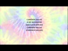 Cameron Dallas Song by Shawn Mendes feat. Jack Gilinsky Cameron Dallas is my boyfriend soo.....yeah