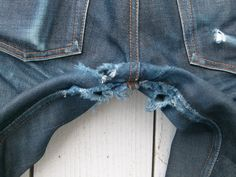 Denim Crotch Blowouts - why they happen and how to avoid them