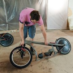 Cool Gravity Bike