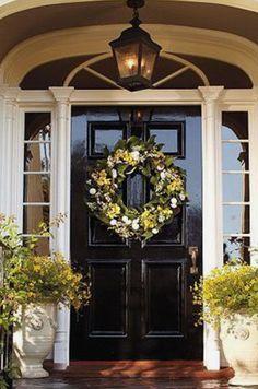 Front door, Branchport