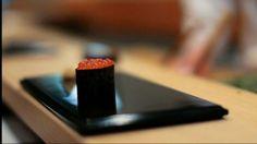 Jiro Dreams of Sushi Jiro Ono's sushis served (9)