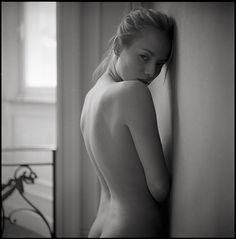 Artistic Nude Portraits Photography by © Jan Scholz https://www.flickr.com/photos/micmojo/ ... Gabriella