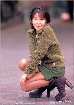 洋服が素敵な榎本加奈子さん