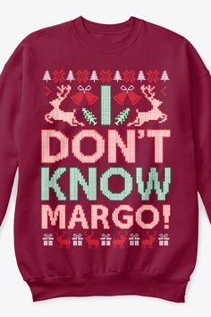 b44c2f86d 18 Best Inappropriate Christmas Sweaters images | Party, Merry ...