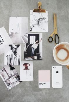 desk & coffee