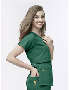 Fashionable #medicalscrubs  #perth for noble profession