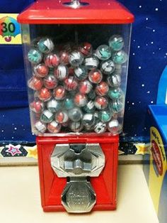 New Behavior Reward in my Classroom- now I want a gumball machine full of rewards for my classroom! Behavior Incentives, Student Behavior, Classroom Behavior, Kids Behavior, School Classroom, Classroom Economy, Student Rewards, Classroom Discipline, Kids Rewards