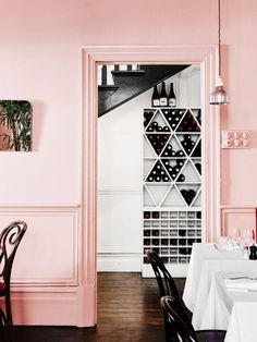 In 2016, Pantone announced that there would be two colors of the year: Rose Quartz and Serenity. Take a look at our favorite rooms in Pantone 2016 colors.