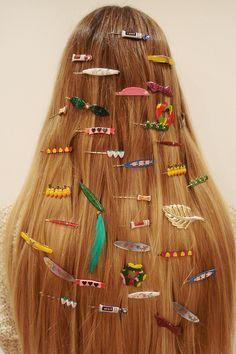 hairpins. Pinterest @JillianMcneill