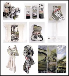 Luxury hand crafted nuno felt scarves and wraps - felt workshops - Home