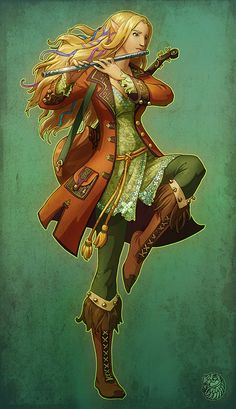 She will take her pay in the freedom of her friends. You did not know they were her friends? You should have thought through your promises before you made them. Half Elf Bard, Character Creation, Character Ideas, Character Inspiration, Character Art, Elf Outfit, Fantasy Rpg, Medieval Fantasy, Fantasy Artwork