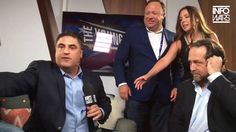 Young Turks Flip Out On Alex Jones
