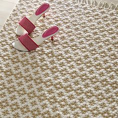 Mönster: Aitta matta - Yarn Store Lankava