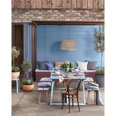 Cuprinol Garden Shades - Forget Me Not - 2.5L   Homebase Garden Furniture, Outdoor Furniture Sets, Outdoor Decor, Cuprinol Garden Shades, Forget Me Not, Shade Garden, The Hamptons, Exterior, Colours