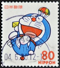 Doraemon stamp