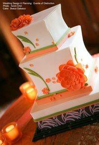 оранжевые и желтые торты - Hledat Googlem