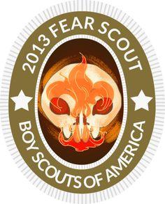 2013 Fear Scout * Boy Scouts of America #nightvale