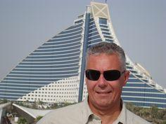 Just down the road from Burj Al Arab is the Jumerhai Beach