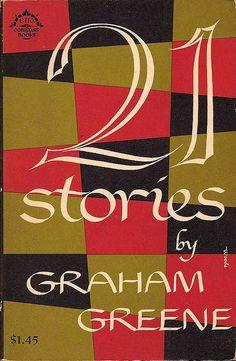 21 Stories by Graham Greene / via Jasper Armstrong on flickr