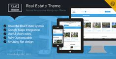 Discount Deals FlatRoom — Responsive Real Estate WordPress Themeso please read the important details before your purchasing anyway here is the best buy