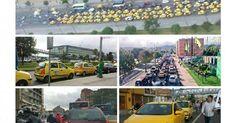 osCurve   Contactos : Reportan trancones en varios puntos de Bogotá por ...