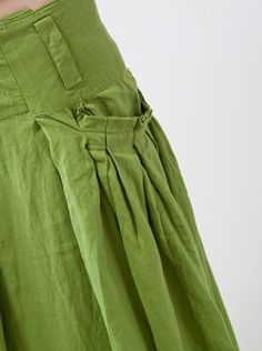 very pretty sweeping skirt with POCKETS! $59