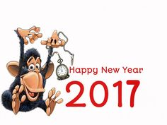 funny happy new year 2017 wallpaper