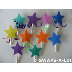 SWAPS-A-Lot - Mini Magic Wand SWAPS Kit for Girl Kids Scout (25)