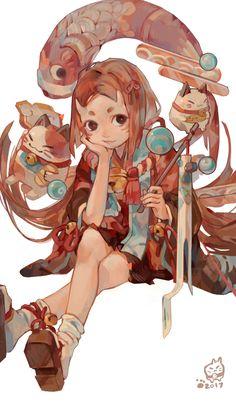 58 Ideas drawing beautiful girls character design for 2019 Art And Illustration, Character Illustration, Illustrations, Pretty Art, Cute Art, Manga Art, Anime Art, Desu Desu, Arte Do Kawaii