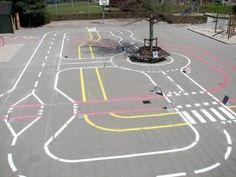 op het schoolplein schilderen - Google zoeken