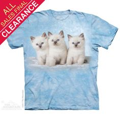 Cloud Kittens T-Shirt