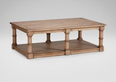 Delphi Coffee Table - Ethan Allen
