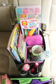 These are some amazing Road Trip ideas for kids! Great ideas for entertaining ki… These are some amazing Road Trip Kids Travel Activities, Road Trip Activities, Road Trip Snacks, Road Trip Games, Road Trip With Kids, Family Road Trips, Travel With Kids, Family Vacations, Travel Kits